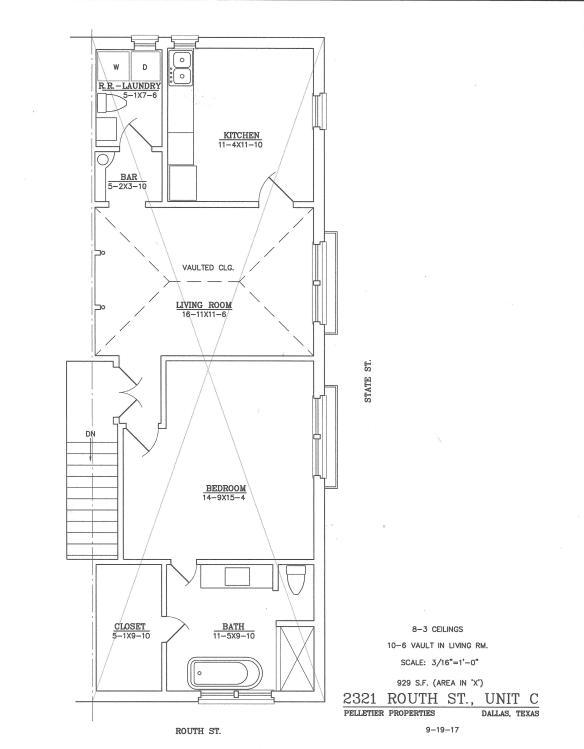 2321 C Floor plan